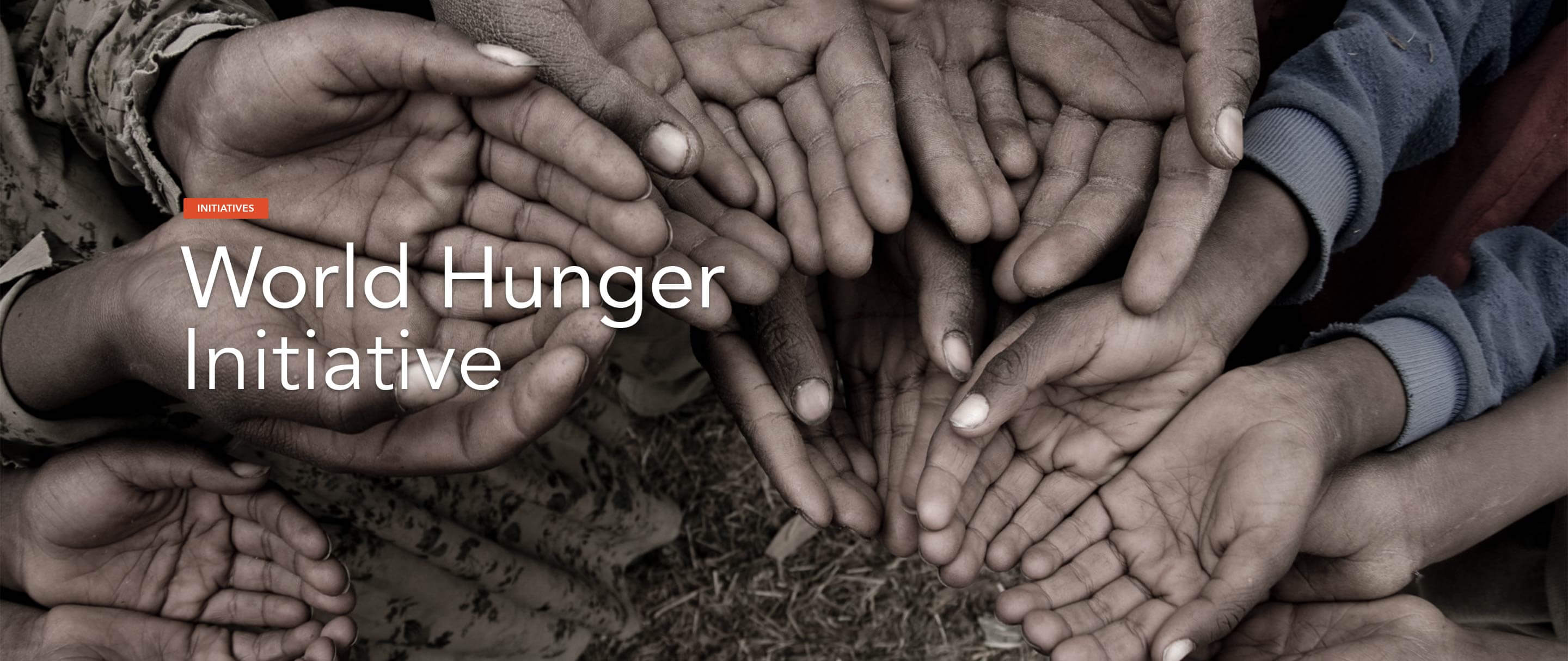 World Hunger Initiative